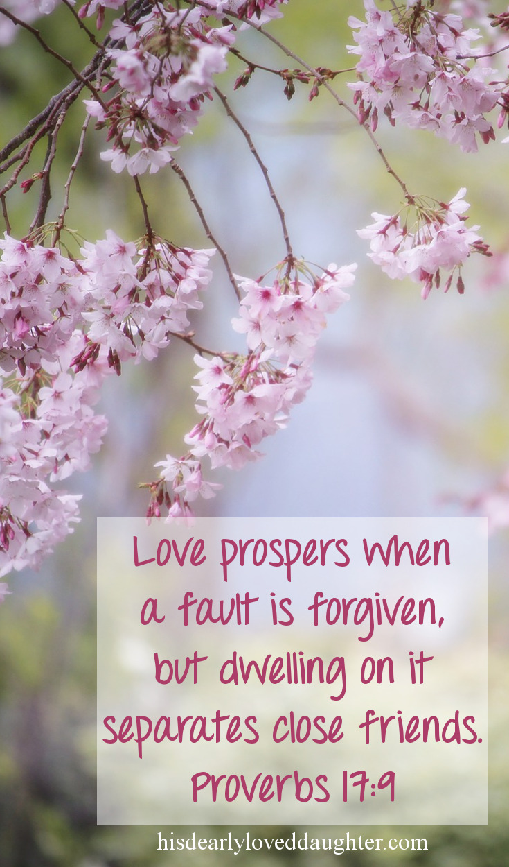 What God Says About Love And Forgiveness