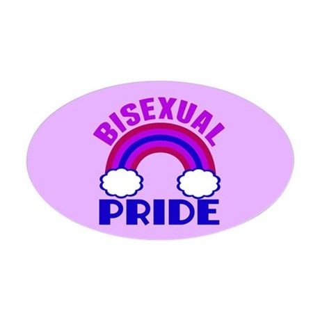 Bisexual pride stickers