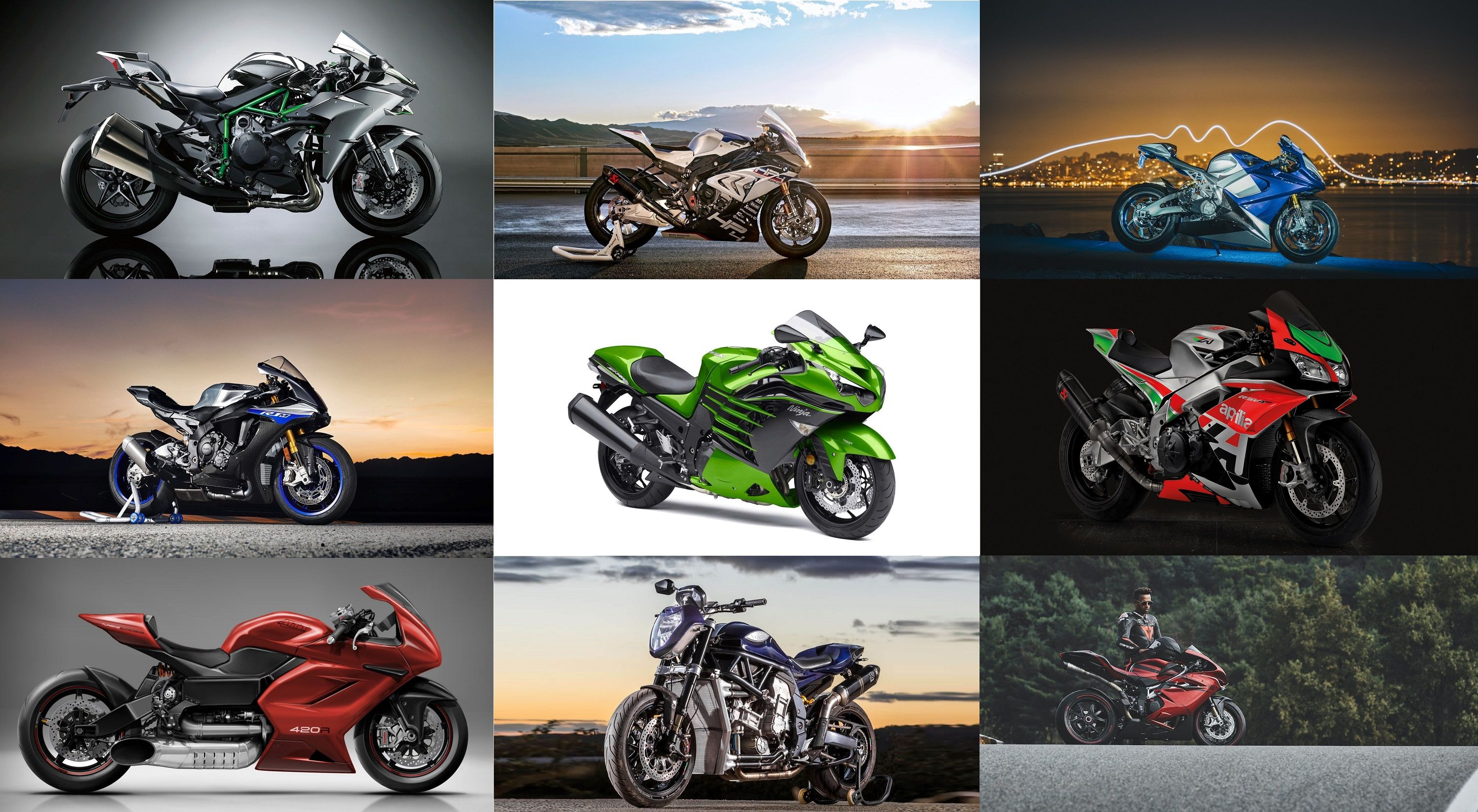 The Fastest Motorcycles Currently In Production Motorcycle