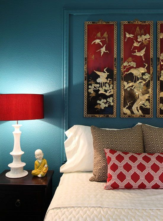Decorating with Color: Red, White and Blue - Red, white and blue ...