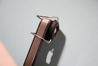 DIY macro lens for iphone
