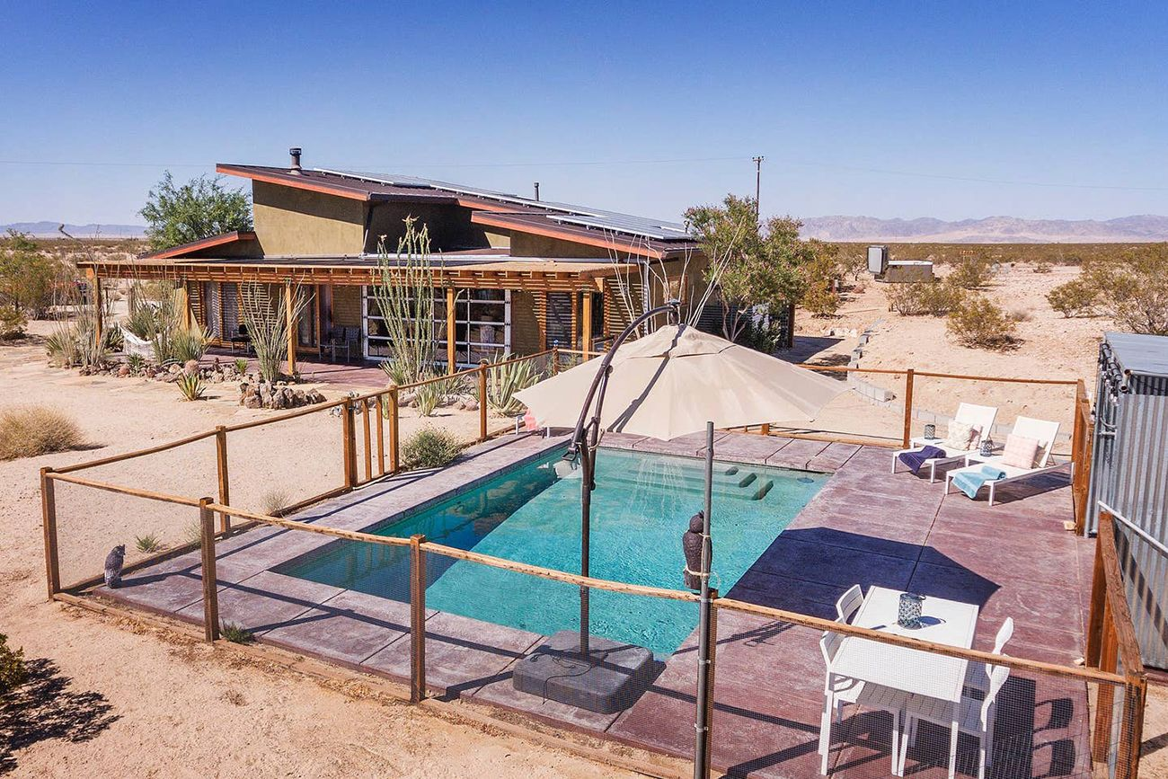 From Castles to Cabins to Desert Retreats The Unique