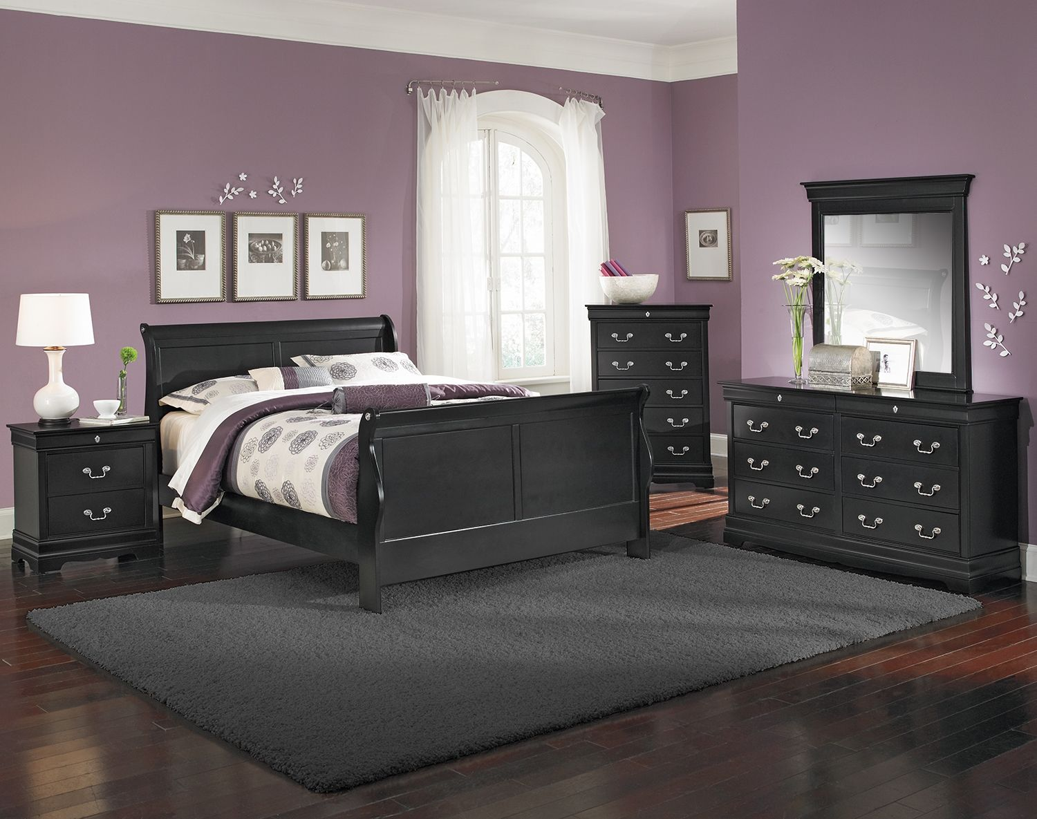 the neo classic black ii collection value city furniture gasping