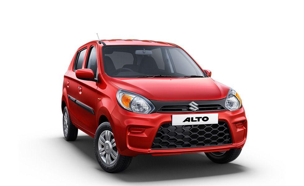 Maruti Suzuki Cars Price In India In 2020 Suzuki Alto Maruti Suzuki Alto Suzuki Cars