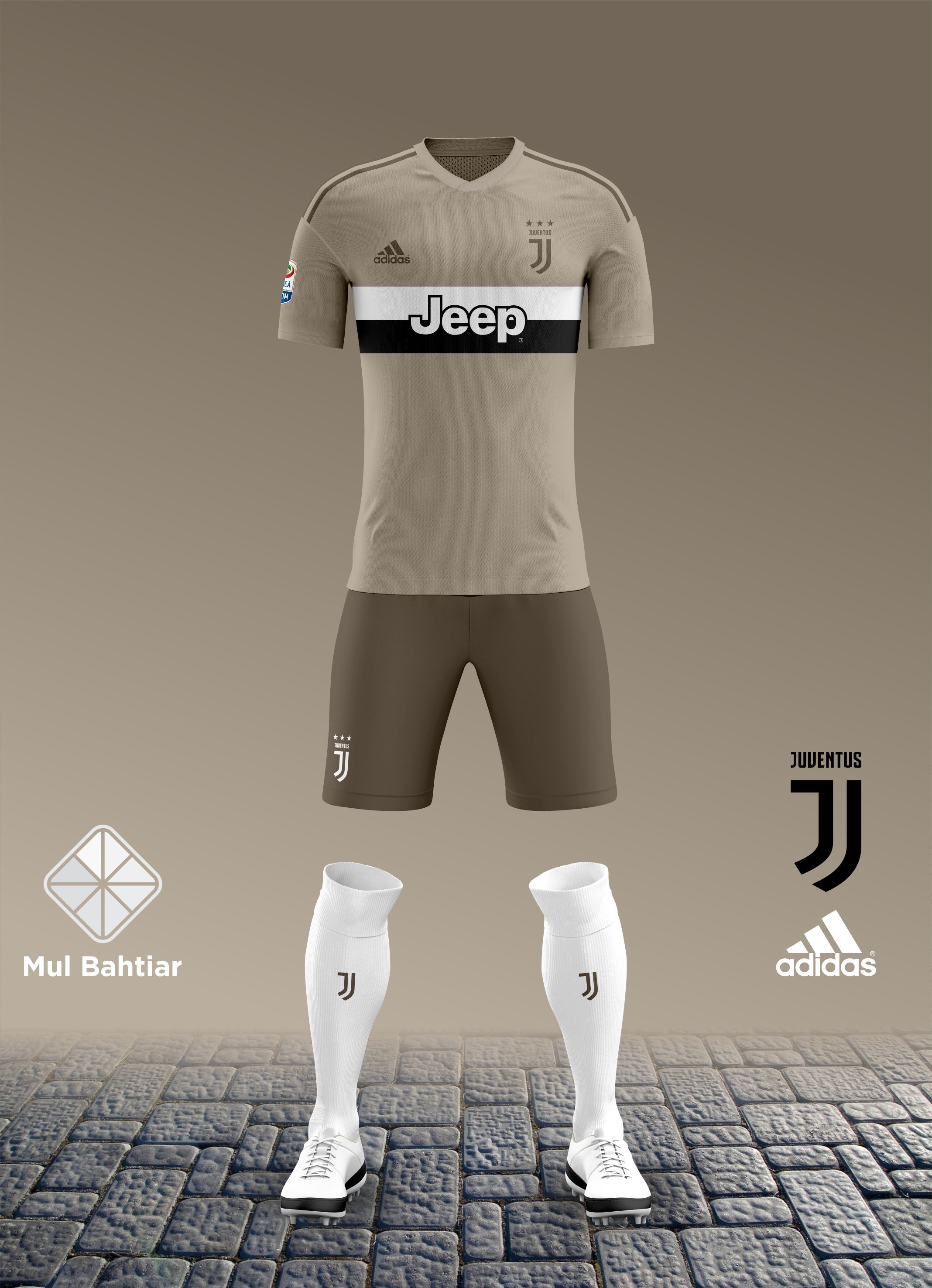 sports shoes d07aa db879 Juventus 2nd kit concept   fútbol tattoo   Football uniforms ...