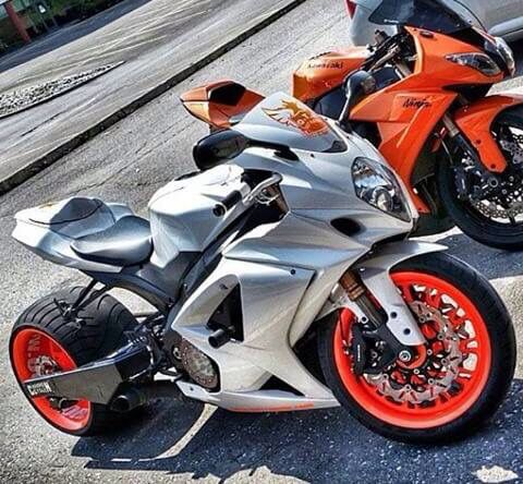 Super Bike Sport Bike Modified Slammed Stance Motos