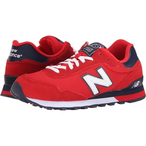 Womens Shoes New Balance Classics 515 - Polo Red