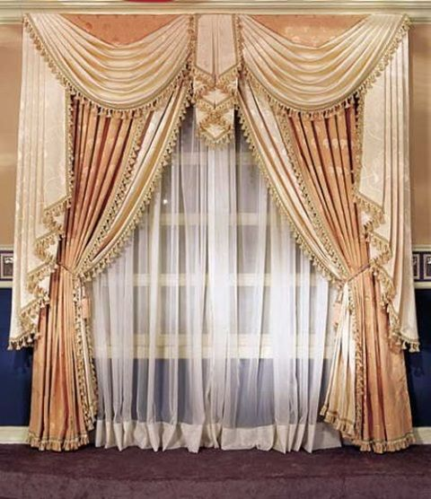 Curtains Design Ideas living room design ideas with classic curtains top catalog of classic curtains designs for living room A Guide On How To Clean And Wash Your Cotton Curtains Properly