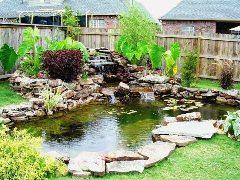 Teich Anlegen Anleitung Gartenteich Bauen
