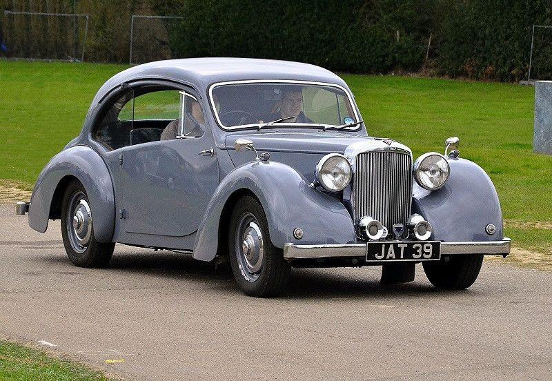 Alvis Door Ta Duncan British Classic Cars Pinterest