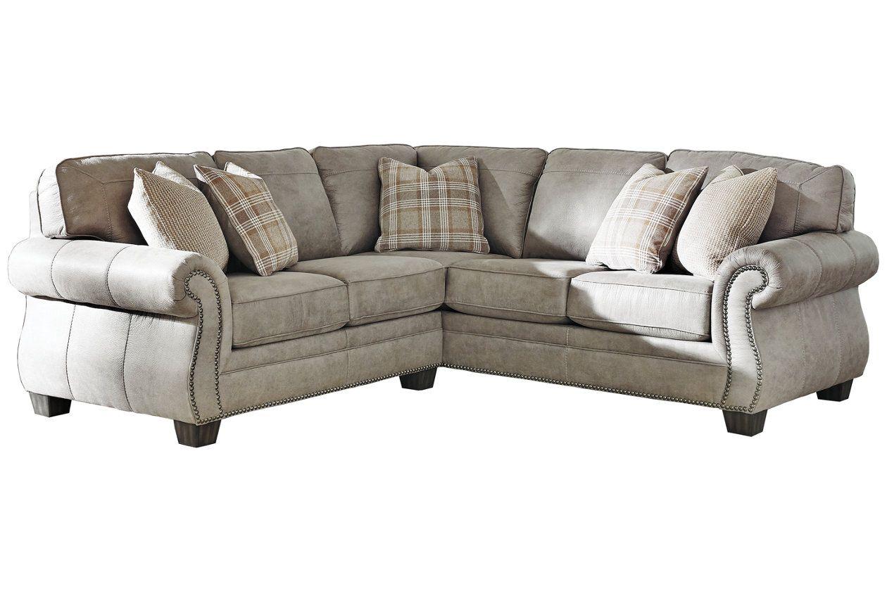 Cool Olsberg 2 Piece Sectional Ashley Furniture Homestore Machost Co Dining Chair Design Ideas Machostcouk