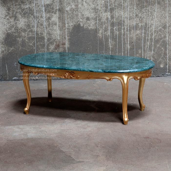 Tables Gold Leaf Furniture French