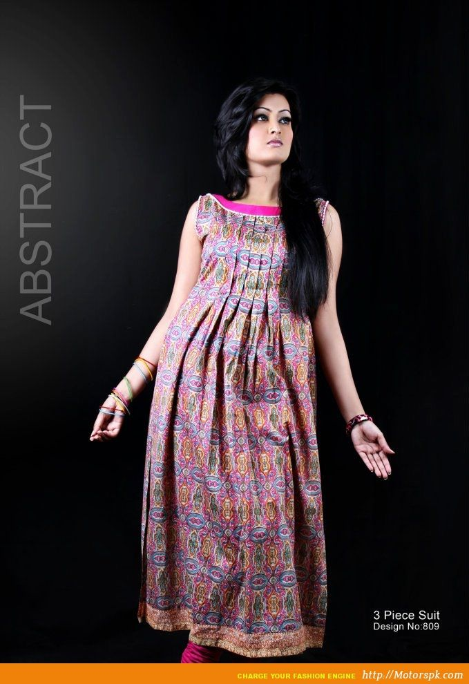 Round yoke pleats frock | Pregnancy wear Pakistan | Pinterest ...
