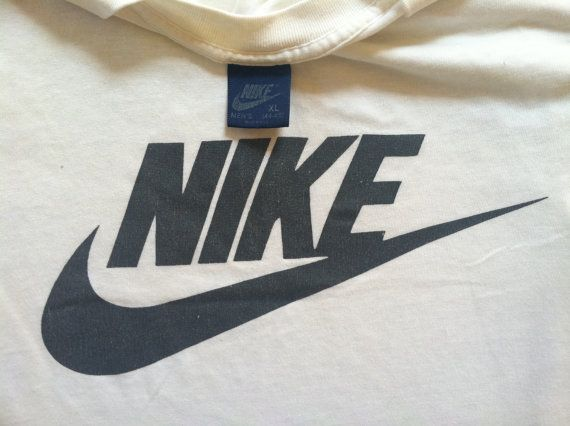Vintage Nike T Shirt Dunk Blue Label Tag Sneakers Shoes