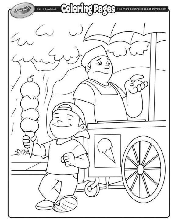 Kids Will Love These Free Springtime Coloring Pages Spring Coloring Sheets Spring Coloring Pages Crayola Coloring Pages