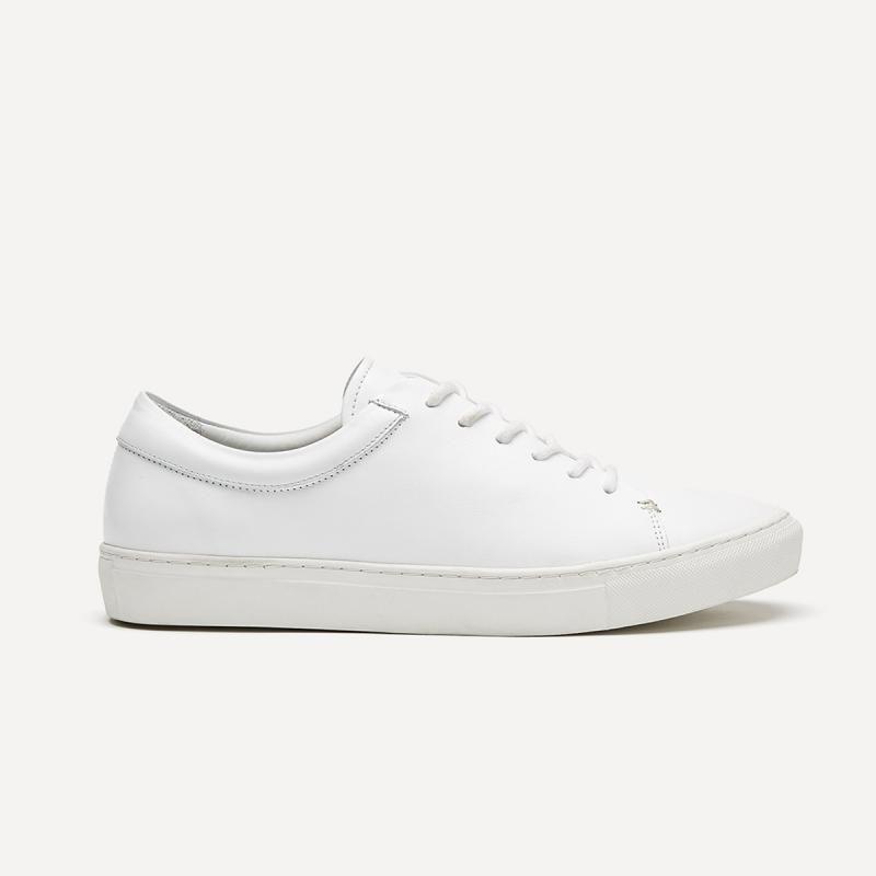 Rag & Bone White YNGVE 01 Sneakers
