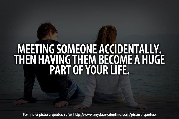 Meeting Someone Special New Quotes Yahoo Search Results Love