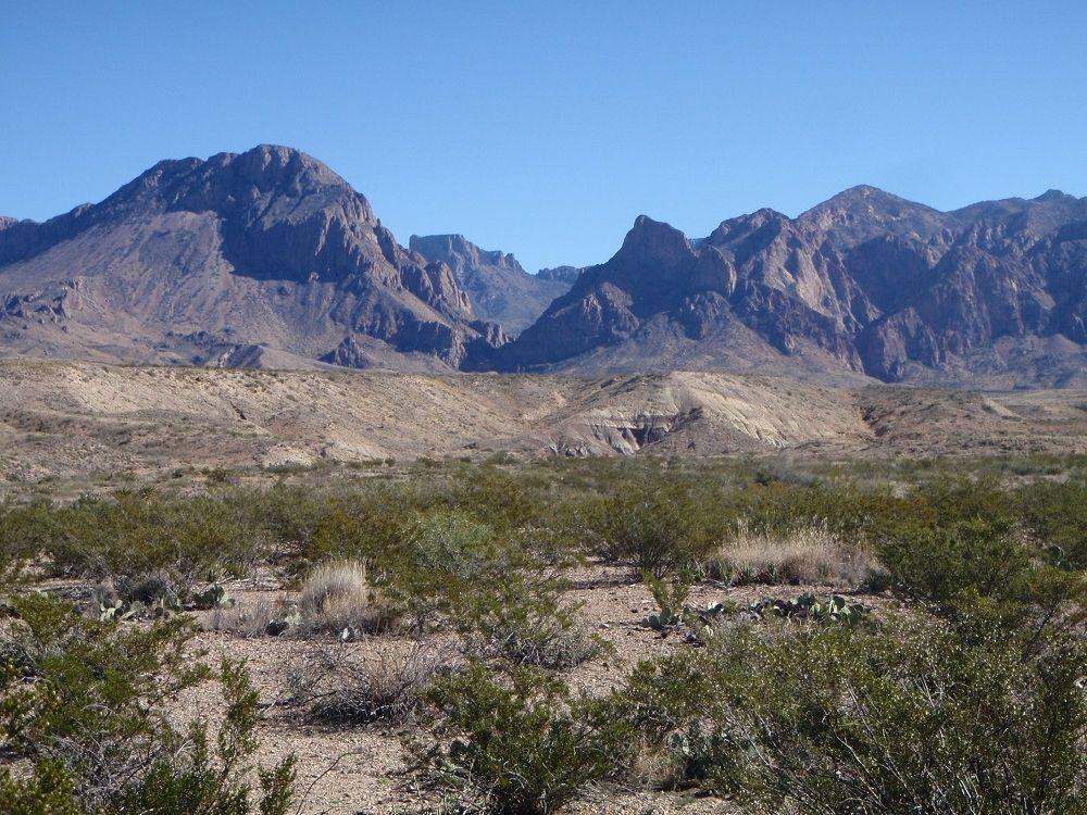 The Chihuahuan Desert World Cruise of Veleda IV World