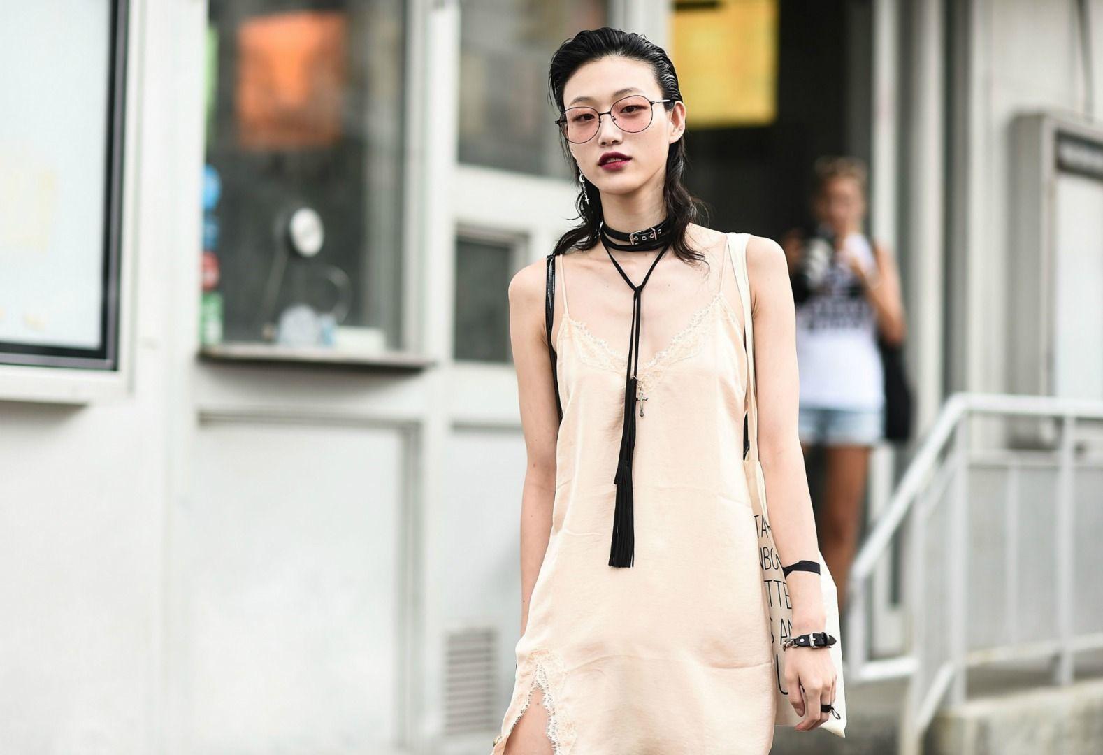 Sokak Stili: 2017 İlkbahar/Yaz New York Moda Haftası