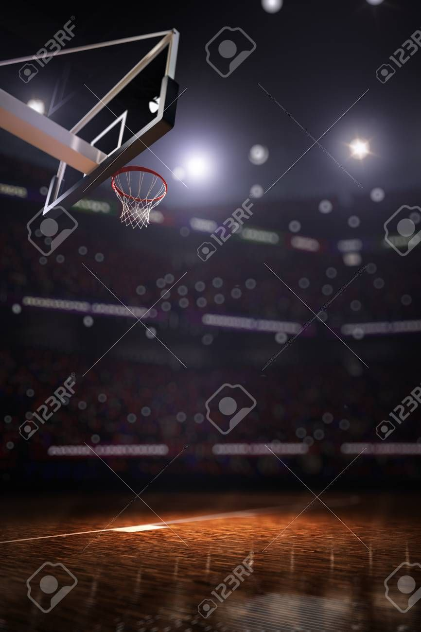 Basketball Court With People Fan 3d Render Background Sponsored People Court Basketball Backgr Creative Flyer Design Creative Flyers Abstract Design