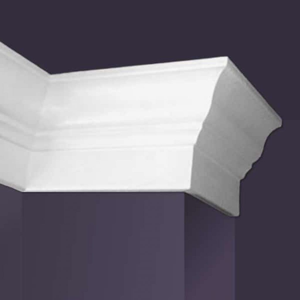 """Kitchen Cabinet Crown Molding Installation: Style B, 4""""Outside Corner In 2019"""