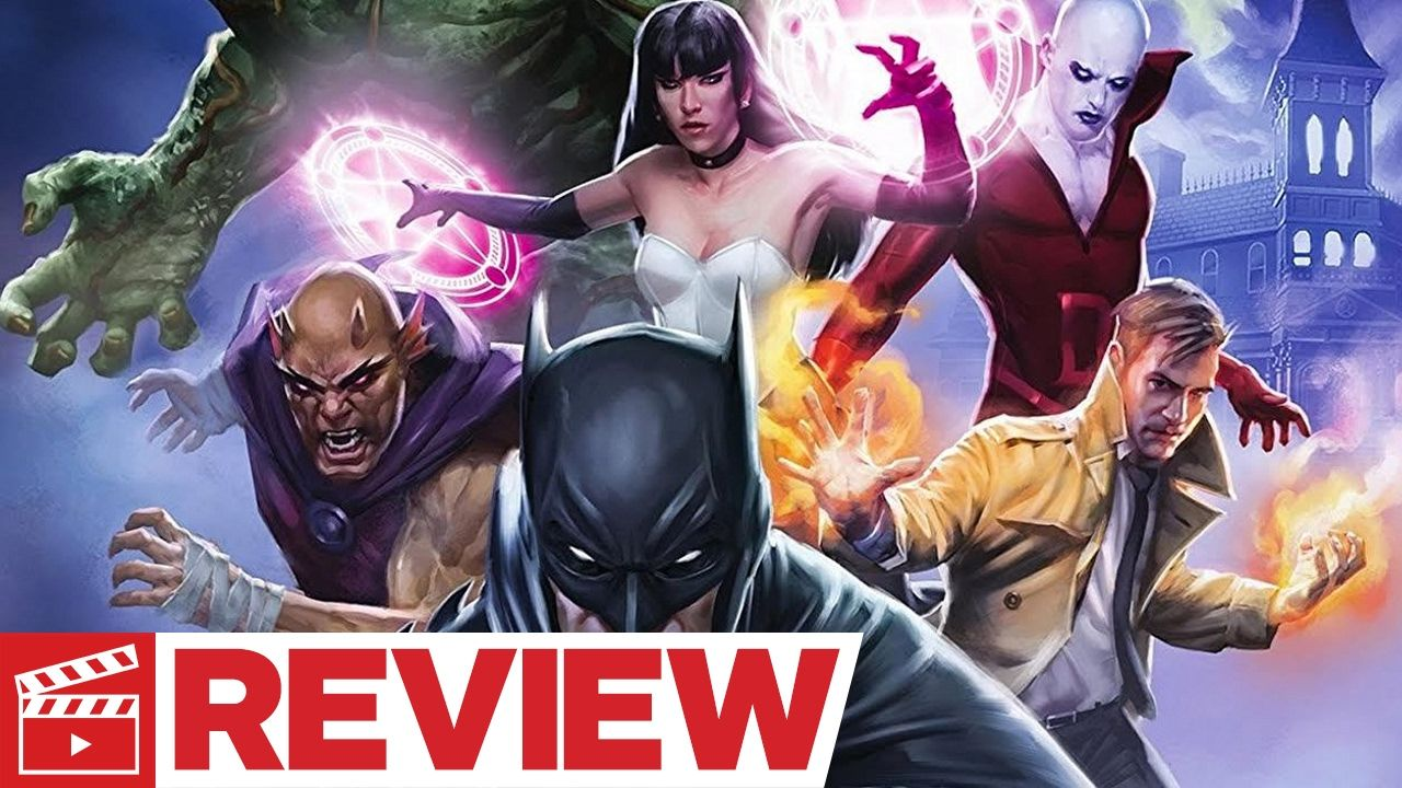 Justice League Dark Review - http://gamesitereviews.com/justice-league-dark-review/