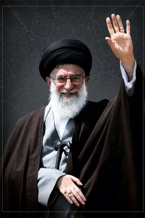 Seyed Ali Khamenehi Islamic Calligraphy Islam
