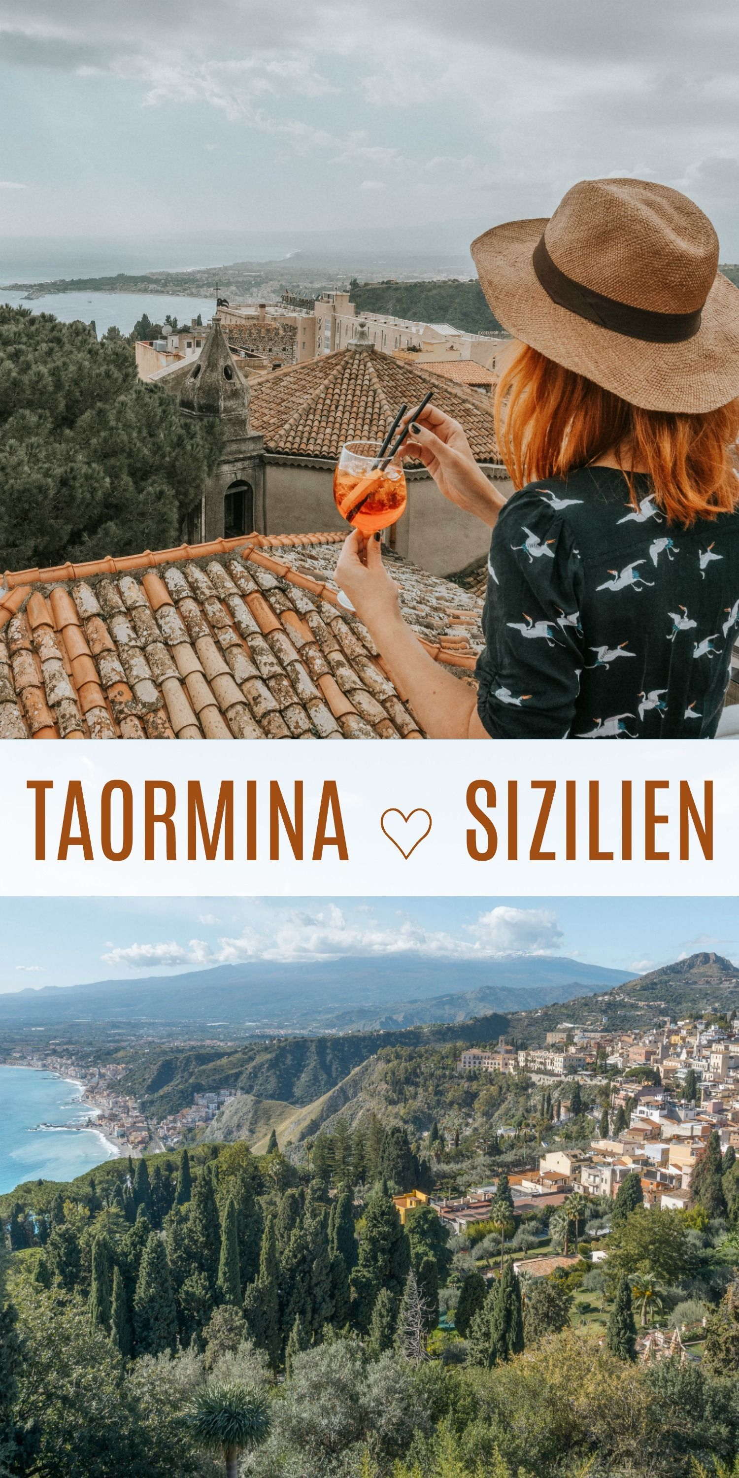 Photo of Taormina: charming town on the east coast of Sicily