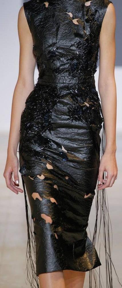 Masha Ma Paris Fashion Week SS14 #SwarovskiCollective ♥✤ | KeepSmiling | BeStayClassy
