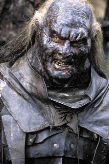 Uruk Hai Orcos De Tolkien El Senor De Los Anillos Anillos Y Hobbit