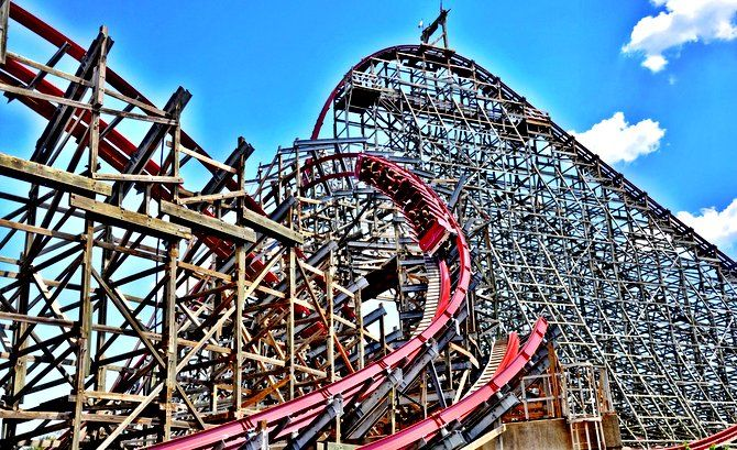 Texas Giant Manufacturer Blames Six Flags For Fatal Accident News Bubblews Http Www Bubblews Com News 2560 Roller Coaster Six Flags Over Texas Six Flags