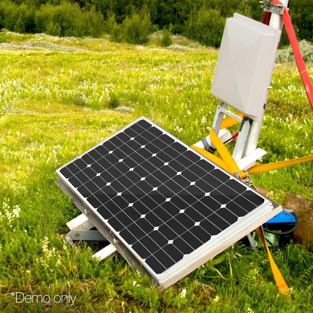 Solraiser Fixed Solar Panel Solar Panels Solar Monocrystalline Solar Panels