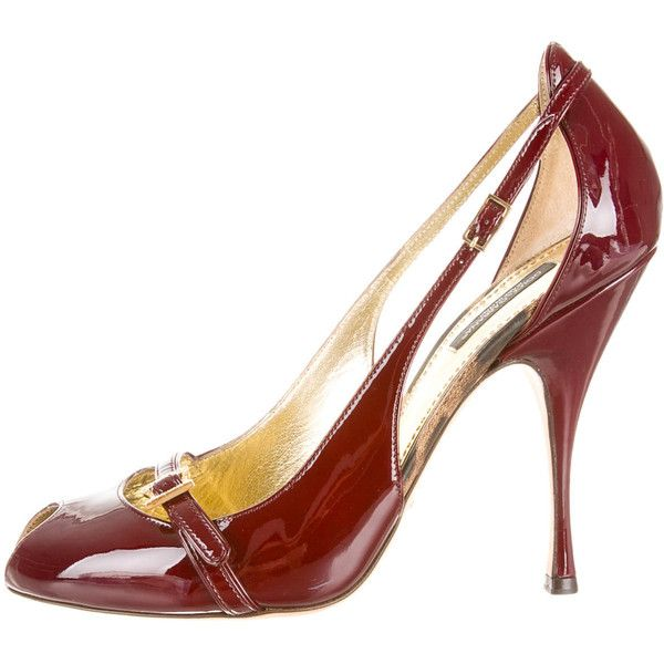Pre-owned - Patent leather heels Dolce & Gabbana BvHSHBjf