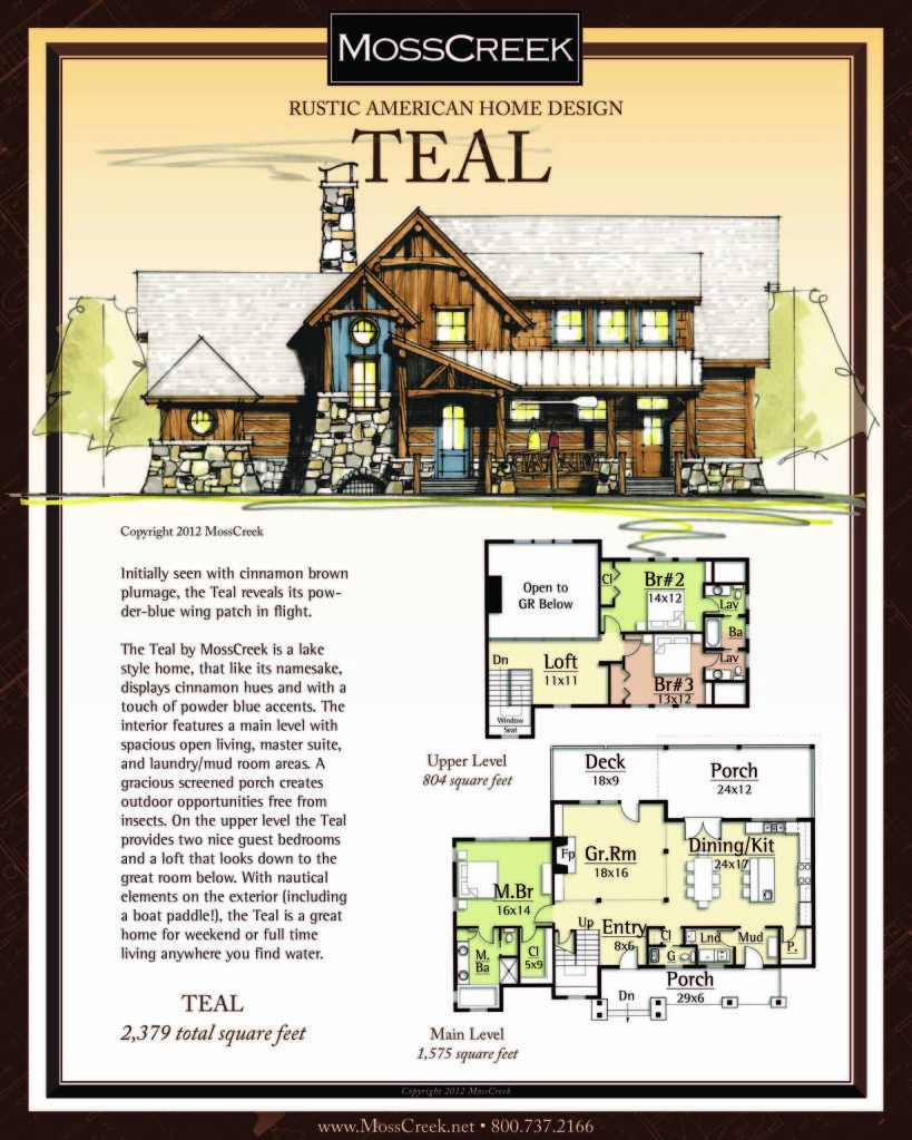 Mosscreek Luxury Log Homes Timber Frame Homes American Home Design Log Home Plans Rustic House Plans