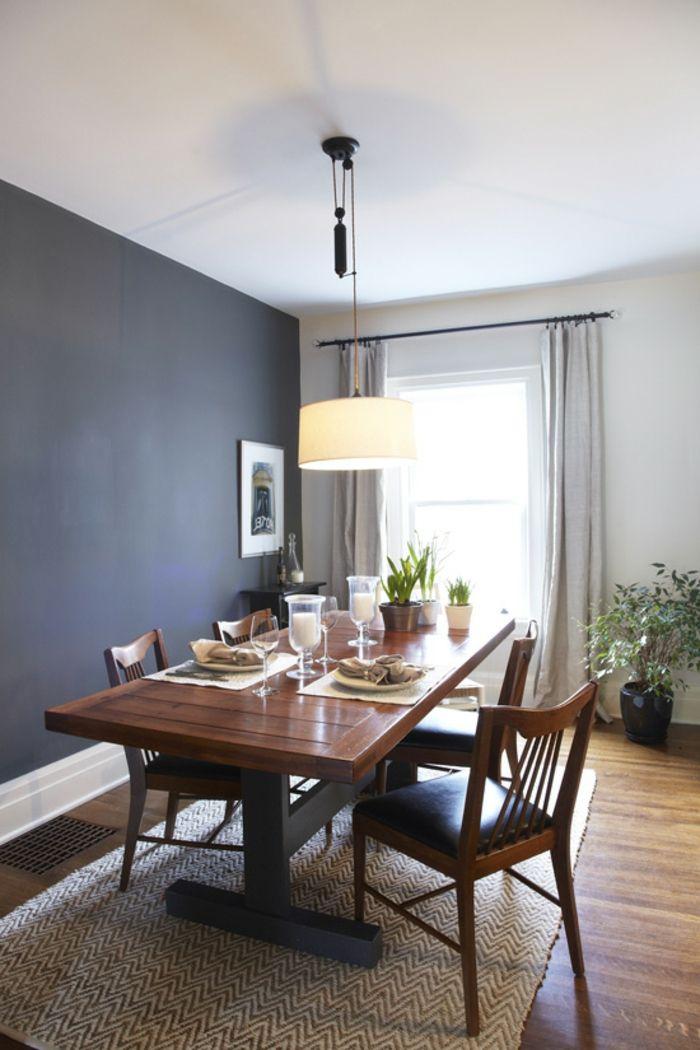 70 w nde streichen ideen in dunklen schattierungen home pinterest. Black Bedroom Furniture Sets. Home Design Ideas
