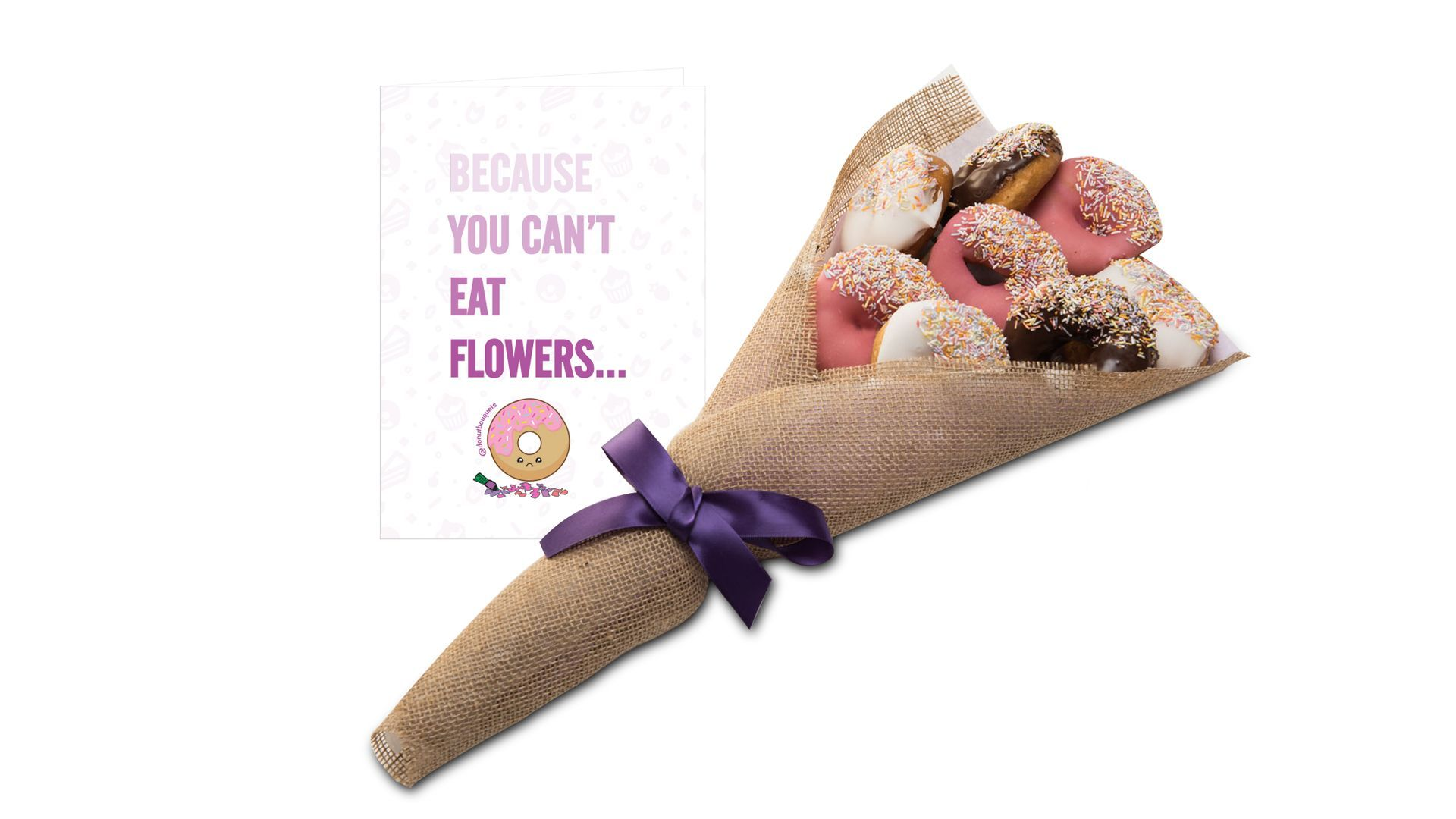 Donut Bouquet London Next day delivery Better than