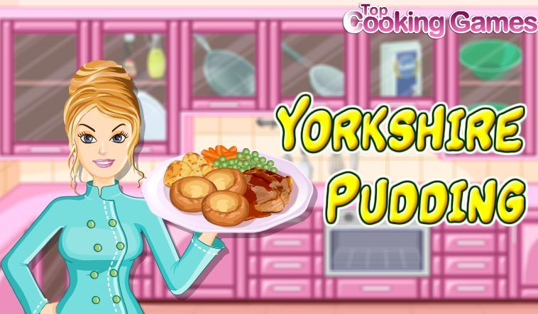 Tickle Your Taste Buds By Preparing Traditional Light And Fluffy Yorkshire Pudding Play Yorkshire Pudding Gam Yorkshire Pudding Baking Games Flavorful Recipes