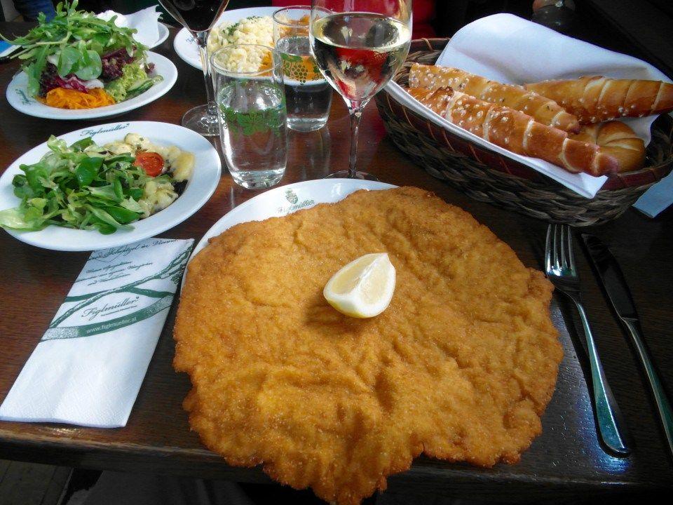 Pin By Bonvoyageurs On Austria Wiener Schnitzel Vienna Vienna