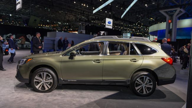 2018 Subaru Outback Well Thought Out Facelift Subaru Outback Subaru Outback