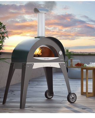Italian Alfa Pizza Oven Wood Burning Outdoor Portable Ovens Available In Bc By Mode Concrete Pizza Oven Outdoor Pizza Wood Burning Pizza Oven