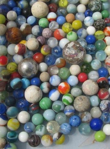 Auction Marbles Could Be Quite Collectable