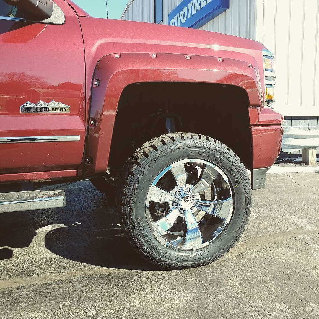 Would you run these bushwacker fenderflares with