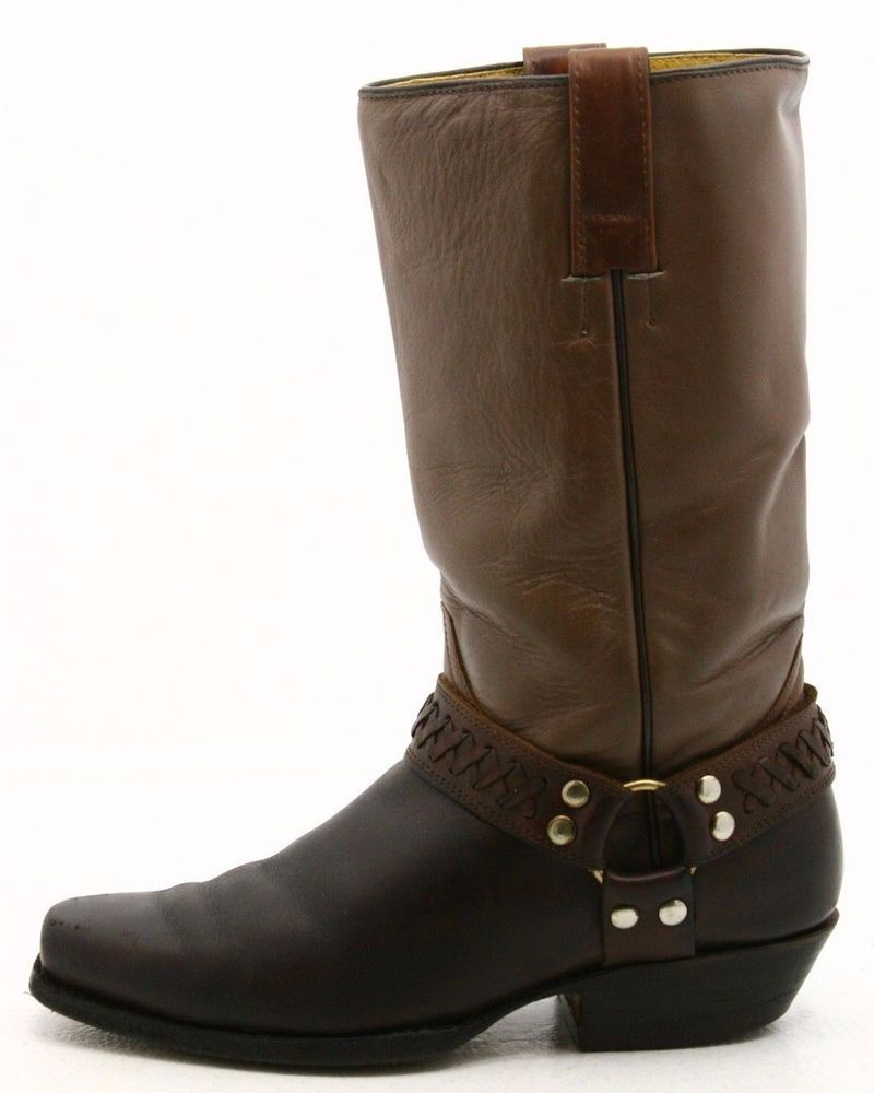 25cf68759a2 Jornada Unisex Cowboy 3 point Harness Boots Size 26 Womens Size 8 ...