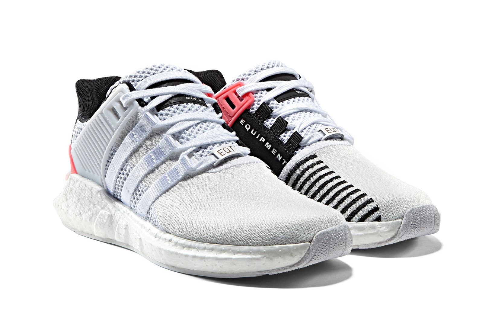 The New adidas Originals EQT Support 93/17 Gets a Dominating White Makeup