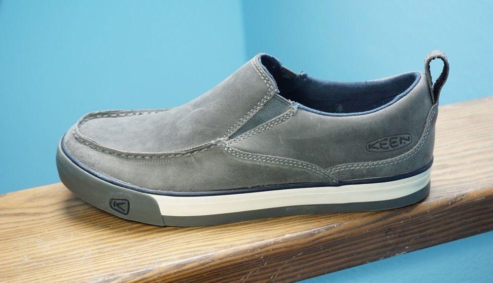894834b4d4ec Mens KEEN Timmons Gargoyle 1002834 Slip On Casual Loafer Shoes Walking 9.5  Nice!  KEEN  LoafersSlipOns