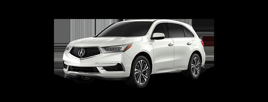 Acura Mdx Technology Package Suv Models Acura Suv Acura