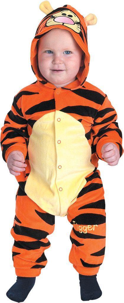 toddler boyu0027s costume tigger infant