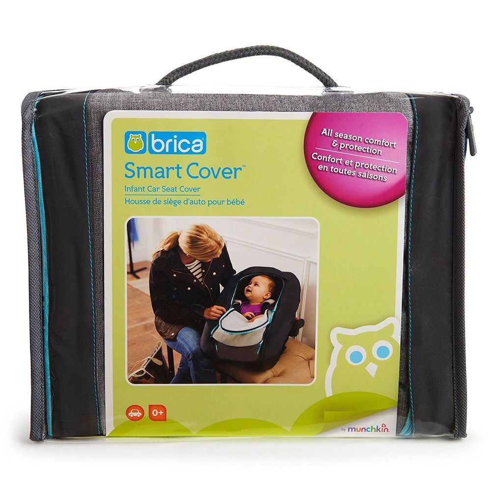 Fantastic Nip Brica Smartcover Infant Car Seat Cover All Season Alphanode Cool Chair Designs And Ideas Alphanodeonline