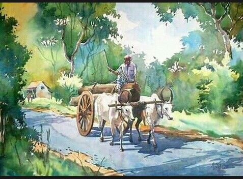 Pin By Namrata Kondapure On My Drawings Watercolor Paintings