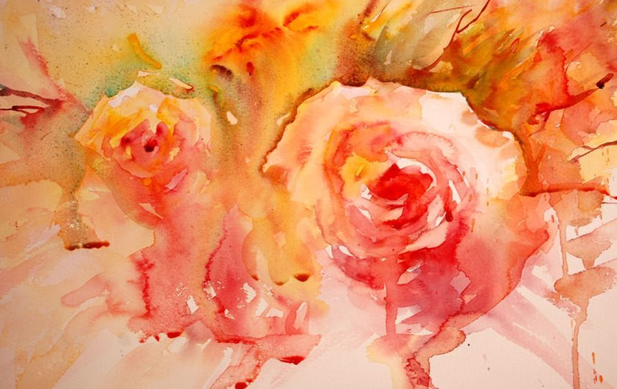 Jean Haines I Just Love This One Watercolor Art Lessons